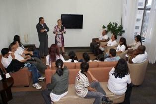 Escola de Hotelaria de Guarulhos ministra aula prática em hotel