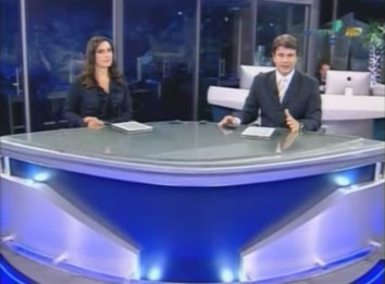 Gorjeta Rede Tv News