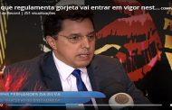 ASSISTA: diretor Rubens Fernandes fala ao Jornal da Record sobre a Lei que regulamenta o repasse das gorjetas