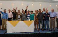 Programa SHTV: em café da manhã no Sinthoresp aposentados fundam associação para fortalecer seus interesses