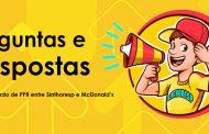 Já vale o acordo de PPR no McDonald's