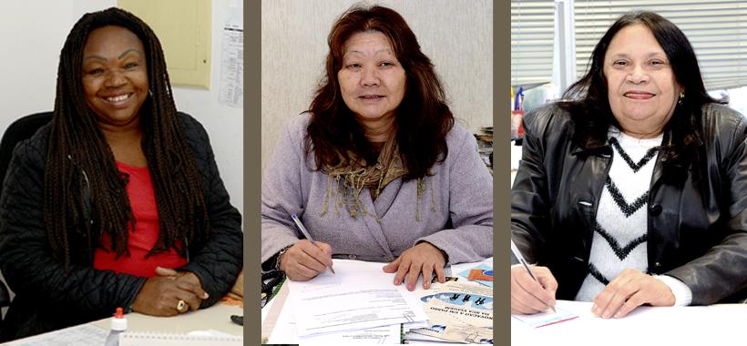 Funcionários ajudam a construir um Sindicato mais forte
