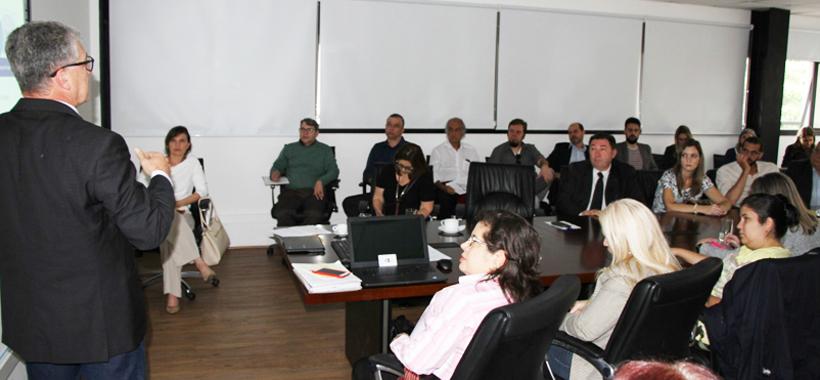 Sindicato participa de reunião do Conselho do Turismo