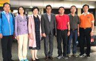 Diretores do Sinthoresp ampliam diálogo com sindicalistas chineses