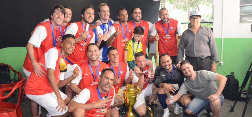Campeonato de Futsal da Accor já tem seus campeões