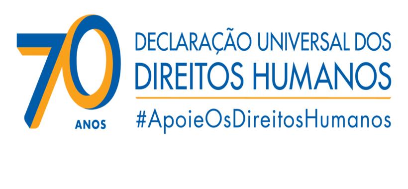Declaração dos Direitos Humanos faz 70 anos