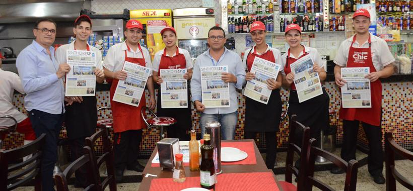 Regional São Miguel Paulista reforça trabalho de base