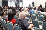 Homenagem do Sinthoresp reúne160 profissionais da governança