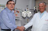 Convênio com Instituto de oftalmologia dá desconto para a categoria