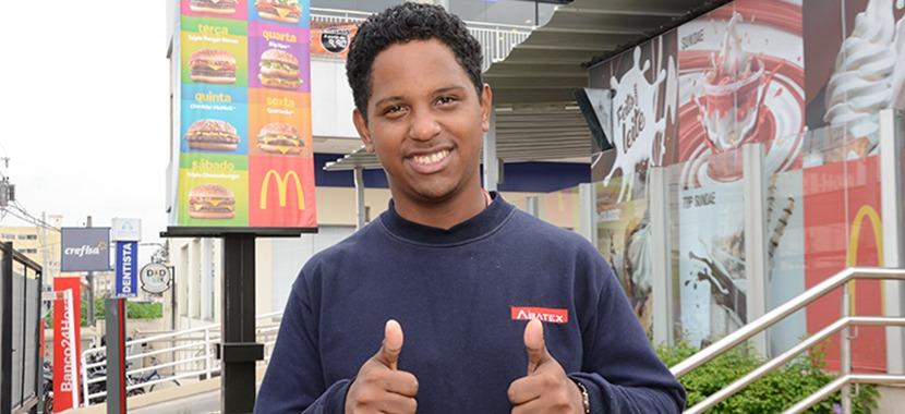 PPR do McDonald's paga mais de 1,2 milhão a ex-trabalhadores