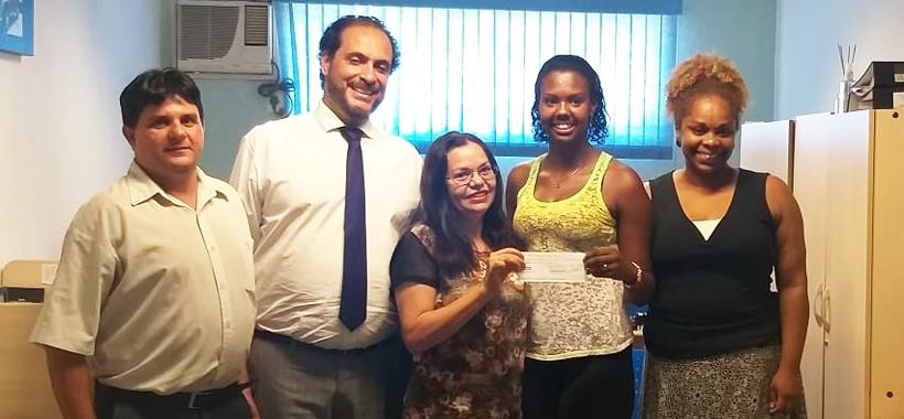 Ação da Regional de Taboão garante R$ 6 mil a trabalhadora