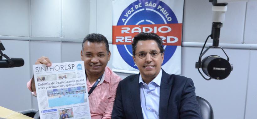 Diretor Rubens fala à Rádio Record AM sobre acordo com McDonald's