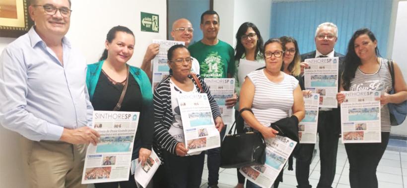 Acordo de gorjeta na Regional São Miguel beneficia trabalhadores