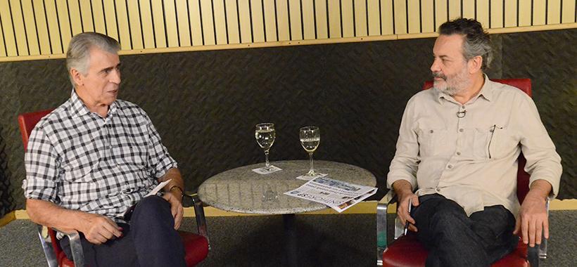 Ex-ministro Magri fala de Previdência no TV Sinthoresp de hoje (14)