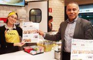 Regional promove ação sindical no aeroporto de Guarulhos