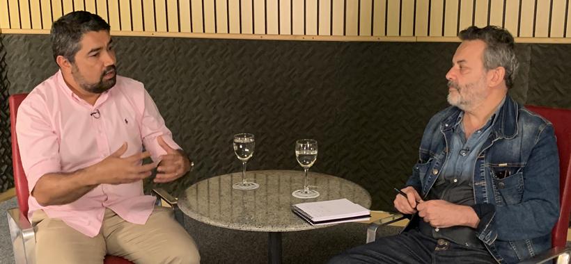 André Santos, do Diap, é o entrevistado da TV Sinthoresp desta terça (16)