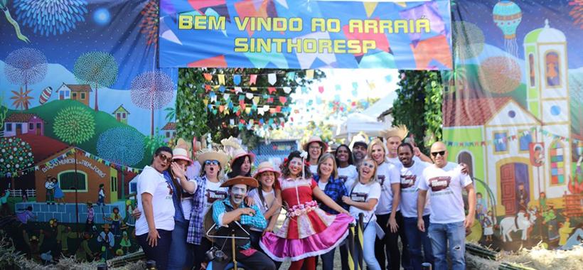 Alegria e diversão marcam nossa Festa Junina
