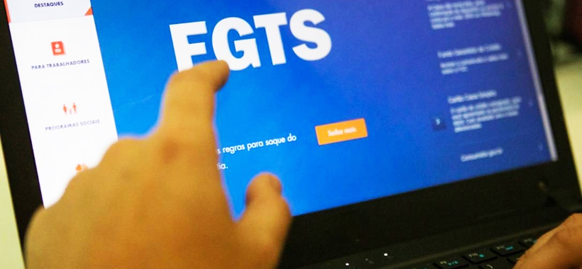 Saque do FGTS começa em setembro. Confira