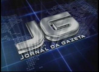 Reportagem Jornal da Gazeta c/ Pres. Calasans