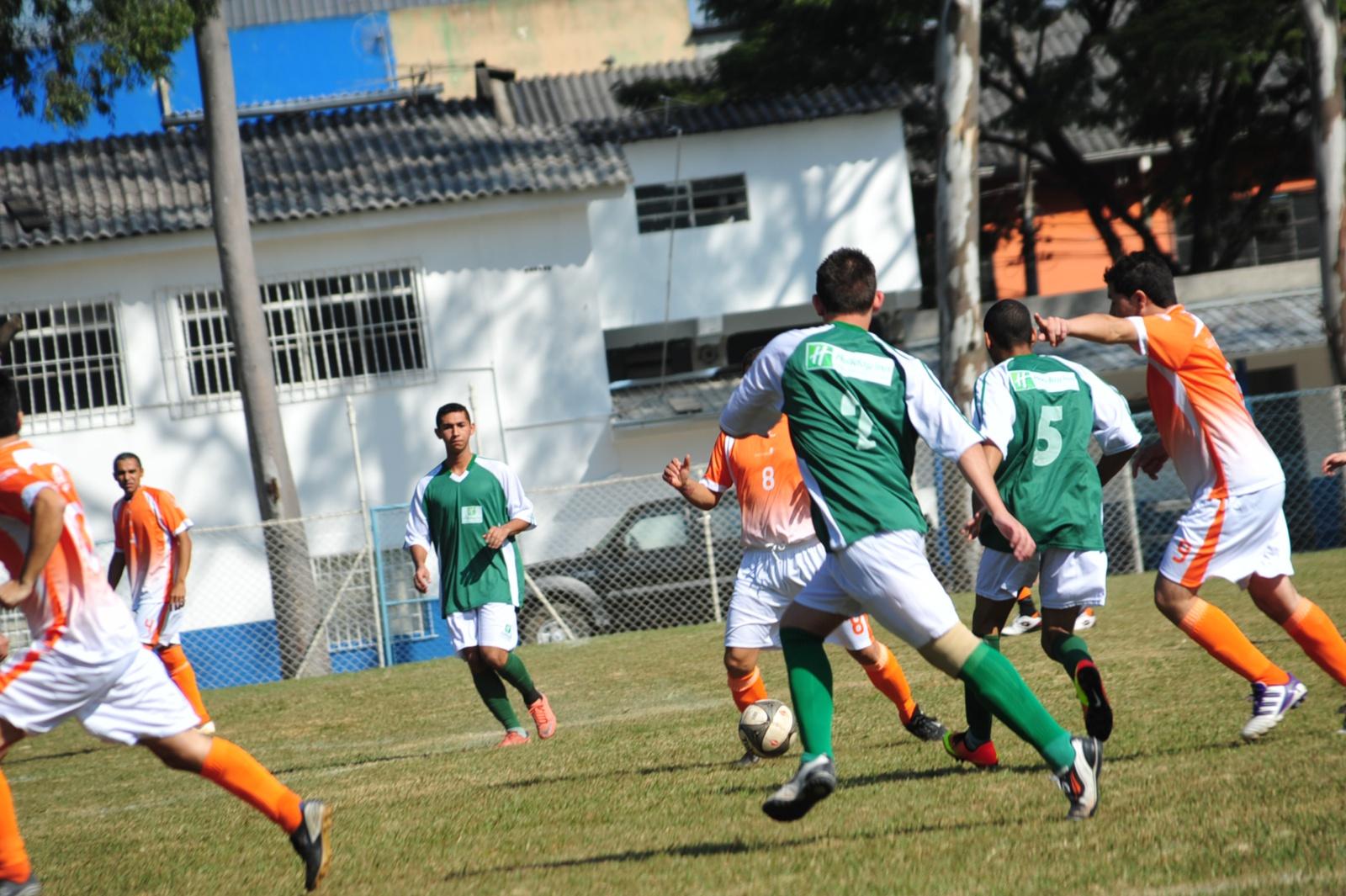Cruel e impiedoso, São Raphael goleia R.A por 9 a 0