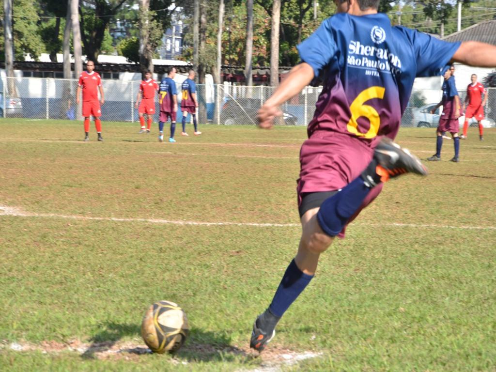 Máquina de fazer gols emperra e Almanara sofre para empatar com o Paradise