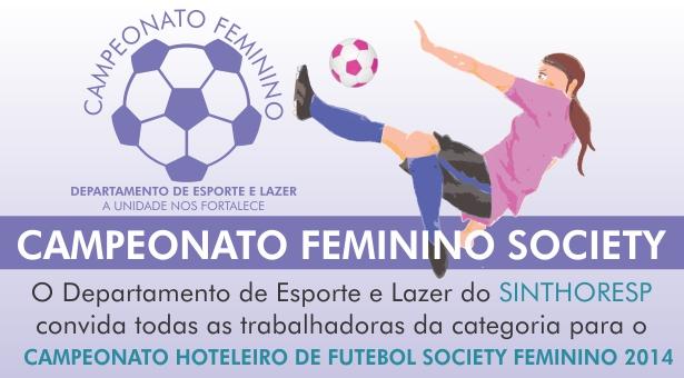 Campeonato Feminino Society