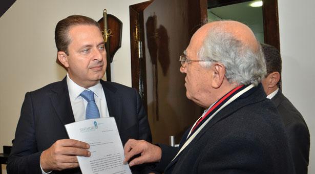Homenagem a Eduardo Campos