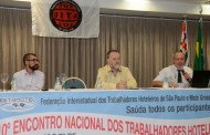 #SemDireitosNãoéLegal: Seiu e Sinthoresp falam sobre a luta pelo direito dos trabalhadores no McDonald's em encontro interestadual