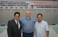 Sinthoresp dialoga com sindicalistas russos