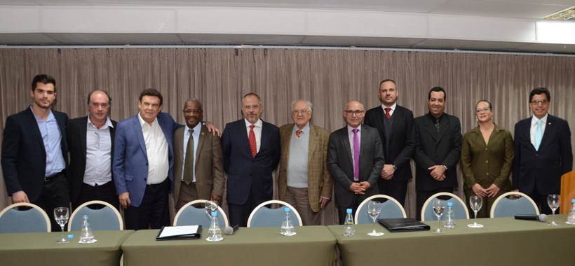 Dirigentes do Sinthoresp integram Departamento de Turismo do PTB