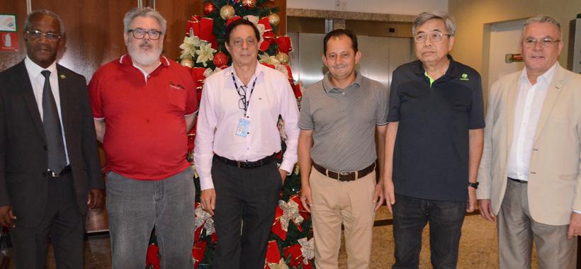Representantes da Regional do Trabalho visitam Sindicato