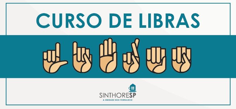 Sinthoresp oferece curso de libras a partir de março