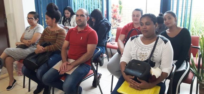 Regional de Mogi das Cruzes faz mutirão de emprego