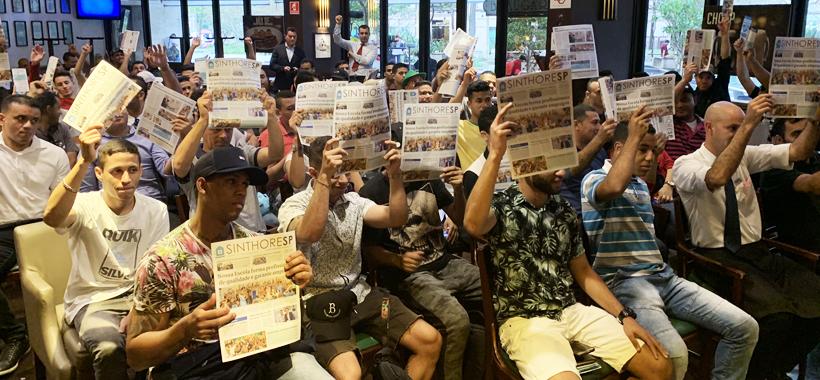 Sindicato fecha acordo de gorjeta para funcionários da rede Brau de restaurantes