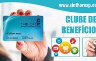 Clube de Benefícios traz descontos e vantagens a trabalhador