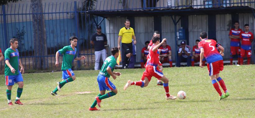 América estreia no Hoteleirão e emplaca cinco gols