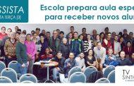 Hoje, às 11h30 na TV Averta e às 13h30 na TV Guarulhos