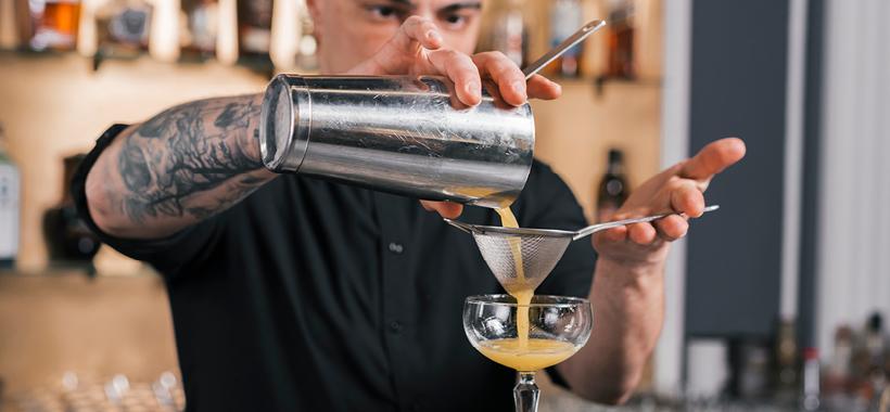 Dia 12 tem Concurso de Bartender, com apoio da Contini e da Destilaria Sapucaia. Participe!