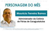 Personagem do mês: Mauricio Ferreira Ramos