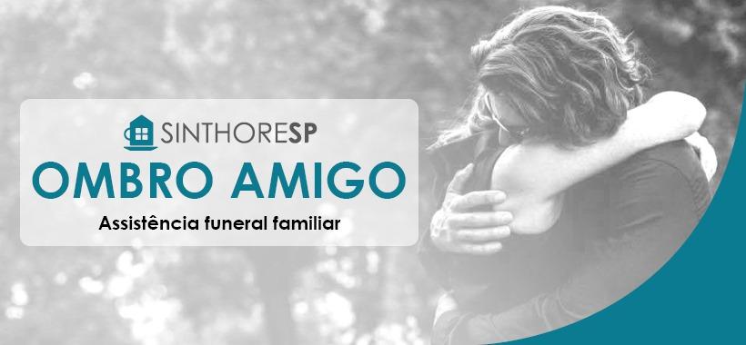 Ninguém gosta de falar de morte, mas um ombro amigo pode fazer a diferença.