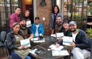 NA BASE: Trabalhadores recebem nosso Jurídico na cafeteria Coffeetown