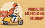 Como se prevenir ao fazer pedidos no delivery