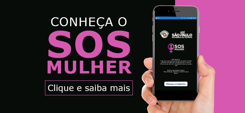 Plataforma on-line busca garantir segurança e integridade da mulher