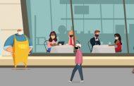 Ofício pede antecipação de retomada segura das atividades em restaurantes