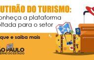 Secretaria do Turismo cria plataforma para auxiliar o setor durante a pandemia