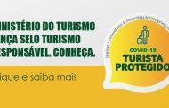 Novo selo do Ministério do Turismo busca incentivar a retomada do setor