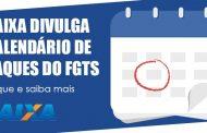 Saque Emergencial do FGTS começa em Julho! Confira calendário