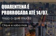 Quarentena é prorrogada e Capital avança para fase amarela, que prevê abertura de bares e restaurantes