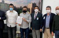 Sinthoresp encaminha ao prefeito Bruno Covas pedido para reabertura segura do setor
