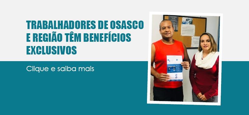Trabalhadores de Osasco e região têm direito ao Benefício Social Familar!